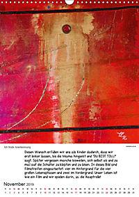Motivation-Art Herzenswünsche (Wandkalender 2019 DIN A3 hoch) - Produktdetailbild 11