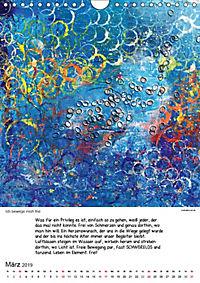 Motivation-Art Herzenswünsche (Wandkalender 2019 DIN A4 hoch) - Produktdetailbild 3