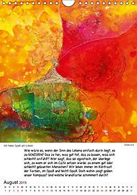Motivation-Art Herzenswünsche (Wandkalender 2019 DIN A4 hoch) - Produktdetailbild 8