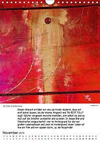 Motivation-Art Herzenswünsche (Wandkalender 2019 DIN A4 hoch) - Produktdetailbild 11