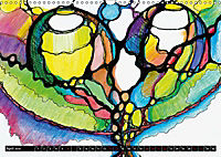 Motivation-Art - Neurographiken (Wandkalender 2019 DIN A3 quer) - Produktdetailbild 4