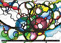 Motivation-Art - Neurographiken (Wandkalender 2019 DIN A3 quer) - Produktdetailbild 12