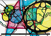Motivation-Art - Neurographiken (Wandkalender 2019 DIN A3 quer) - Produktdetailbild 3