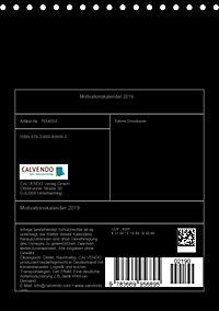 Motivationskalender 2019 (Tischkalender 2019 DIN A5 hoch) - Produktdetailbild 13