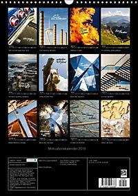Motivationskalender 2019 (Wandkalender 2019 DIN A3 hoch) - Produktdetailbild 13