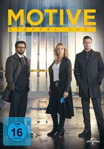 Motive - Staffel 3, Ole Pfennig,Brendan Penny Kristin Lehman