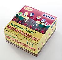 Motivstanzer-Set Weihnachten, 6tlg. - Produktdetailbild 1