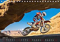 Motocross - Adrenalin pur (Tischkalender 2019 DIN A5 quer) - Produktdetailbild 6