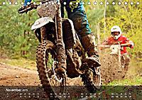 Motocross - Adrenalin pur (Tischkalender 2019 DIN A5 quer) - Produktdetailbild 11