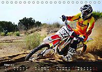 Motocross - Adrenalin pur (Tischkalender 2019 DIN A5 quer) - Produktdetailbild 3