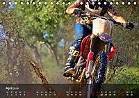 Motocross - Adrenalin pur (Tischkalender 2019 DIN A5 quer) - Produktdetailbild 4