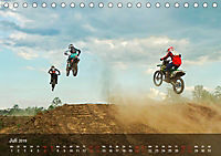 Motocross - Adrenalin pur (Tischkalender 2019 DIN A5 quer) - Produktdetailbild 7