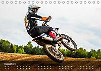 Motocross - Adrenalin pur (Tischkalender 2019 DIN A5 quer) - Produktdetailbild 8