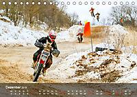 Motocross - Adrenalin pur (Tischkalender 2019 DIN A5 quer) - Produktdetailbild 12