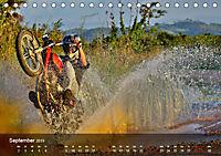 Motocross - Adrenalin pur (Tischkalender 2019 DIN A5 quer) - Produktdetailbild 9