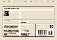 Motocross - Adrenalin pur (Tischkalender 2019 DIN A5 quer) - Produktdetailbild 13