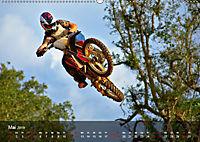 Motocross - Adrenalin pur (Wandkalender 2019 DIN A2 quer) - Produktdetailbild 5