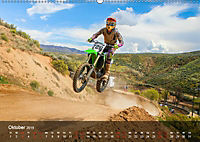 Motocross - Adrenalin pur (Wandkalender 2019 DIN A2 quer) - Produktdetailbild 10