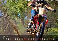 Motocross - Adrenalin pur (Wandkalender 2019 DIN A3 quer) - Produktdetailbild 4