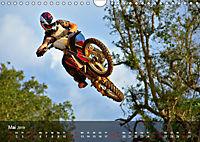Motocross - Adrenalin pur (Wandkalender 2019 DIN A4 quer) - Produktdetailbild 5