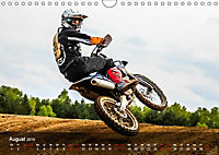 Motocross - Adrenalin pur (Wandkalender 2019 DIN A4 quer) - Produktdetailbild 8