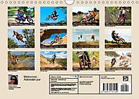 Motocross - Adrenalin pur (Wandkalender 2019 DIN A4 quer) - Produktdetailbild 13