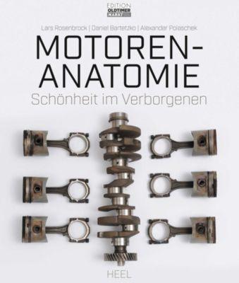 Motoren-Anatomie Buch von Lars Rosenbrock portofrei - Weltbild.at