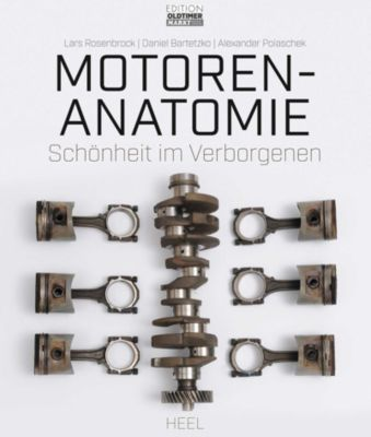 Motoren-Anatomie, Lars Rosenbrock, Daniel Bartetzko, Alexander Polaschek