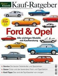 MotorKlassik Kauf-Ratgeber - Ford & Opel -  pdf epub