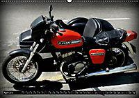 Motorrad-Legenden: IZH (Wandkalender 2019 DIN A2 quer) - Produktdetailbild 4