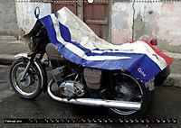 Motorrad-Legenden: IZH (Wandkalender 2019 DIN A2 quer) - Produktdetailbild 2