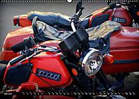 Motorrad-Legenden: IZH (Wandkalender 2019 DIN A2 quer) - Produktdetailbild 7