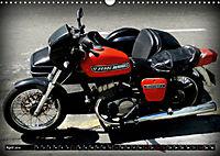 Motorrad-Legenden: IZH (Wandkalender 2019 DIN A3 quer) - Produktdetailbild 4