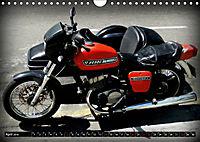 Motorrad-Legenden: IZH (Wandkalender 2019 DIN A4 quer) - Produktdetailbild 4