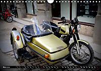 Motorrad-Legenden: IZH (Wandkalender 2019 DIN A4 quer) - Produktdetailbild 3