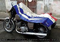 Motorrad-Legenden: IZH (Wandkalender 2019 DIN A4 quer) - Produktdetailbild 2
