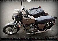 Motorrad-Legenden: IZH (Wandkalender 2019 DIN A4 quer) - Produktdetailbild 6