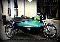 Motorrad-Legenden: IZH (Wandkalender 2019 DIN A4 quer) - Produktdetailbild 9