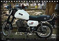 Motorrad-Legenden - MZ (Tischkalender 2019 DIN A5 quer) - Produktdetailbild 3