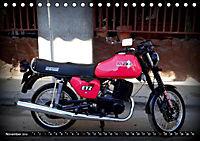 Motorrad-Legenden - MZ (Tischkalender 2019 DIN A5 quer) - Produktdetailbild 11
