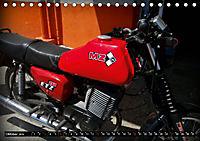 Motorrad-Legenden - MZ (Tischkalender 2019 DIN A5 quer) - Produktdetailbild 10