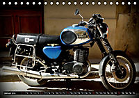 Motorrad-Legenden - MZ (Tischkalender 2019 DIN A5 quer) - Produktdetailbild 1