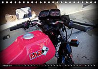 Motorrad-Legenden - MZ (Tischkalender 2019 DIN A5 quer) - Produktdetailbild 2