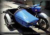 Motorrad-Legenden - MZ (Wandkalender 2019 DIN A2 quer) - Produktdetailbild 5