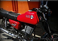 Motorrad-Legenden - MZ (Wandkalender 2019 DIN A2 quer) - Produktdetailbild 10