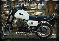 Motorrad-Legenden - MZ (Wandkalender 2019 DIN A2 quer) - Produktdetailbild 3