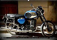 Motorrad-Legenden - MZ (Wandkalender 2019 DIN A2 quer) - Produktdetailbild 1