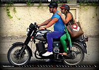 Motorrad-Legenden - MZ (Wandkalender 2019 DIN A2 quer) - Produktdetailbild 9