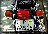 Motorrad-Legenden - MZ (Wandkalender 2019 DIN A2 quer) - Produktdetailbild 12
