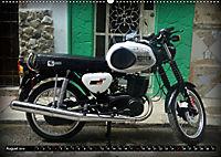 Motorrad-Legenden - MZ (Wandkalender 2019 DIN A2 quer) - Produktdetailbild 8